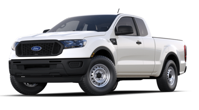 New 2020 Ford Ranger XL Truck FN6395 for Sale near St. Augustine, FL, at Beck Ford Lincoln